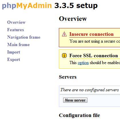 http://static.thegeekstuff.com/wp-content/uploads/2010/09/setup-wizard-phpmyadmin.png